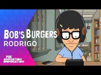 Tina Learns Spanish With Rodrigo - Season 11 Ep