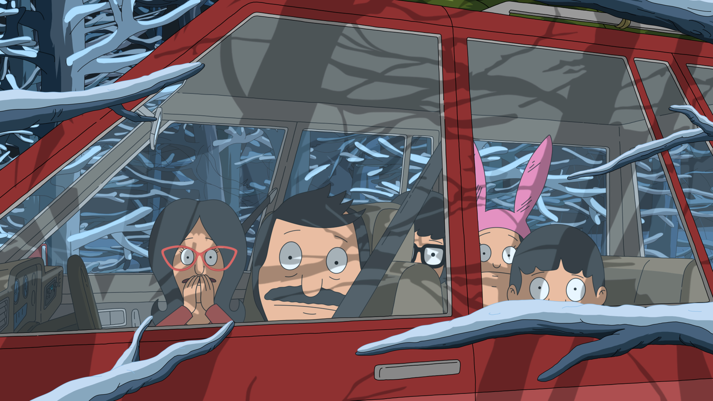 Christmas in the Car   Bob's Burgers Wiki   Fandom