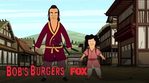 Hawk & Chick Box Set Collection Season 5 BOB'S BURGERS