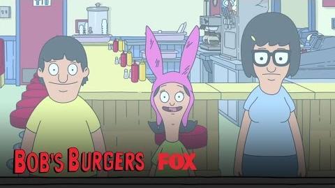 Tina, Gene & Louise's Burgers Season 3 Ep