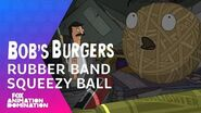 Bob Talks To Rubber Band Squeezy Ball Season 11 Ep