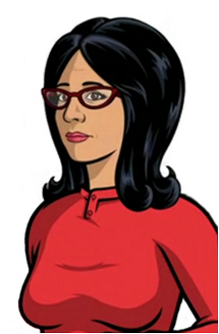 Bobs-Burgers-Wiki Archer Linda 01a.png