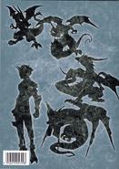 Capcom Special Selection- Breath of Fire Artbook Back