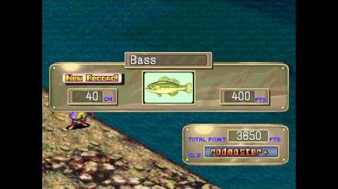 "Breath of Fire III ""9,999 Fishing Points"" TAS Part 1-1"
