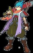 BoFIII Ryu Artwork