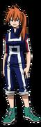 Itsuka Kendo Anime Profile