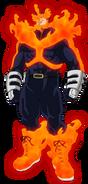 Endeavor Anime Profile