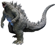 Godzilla 2019 transparent ver 17 by jacksondeans ddl33my-fullview
