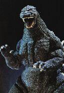 Mutated Heisei Godzilla