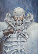 Skull Knight Manga