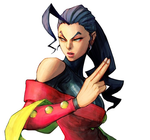 Rose (Street Fighter)