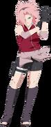 Sakura Haruno (Part II)