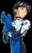 Shinji ikari render by justrainbowf-d606pmi