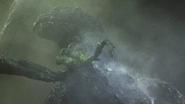 Heisei Godzilla Czynnik Regeneracyjny