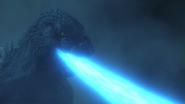 Heisei Godzilla Atomowy Oddech