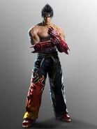 Jin Kazama TTT2
