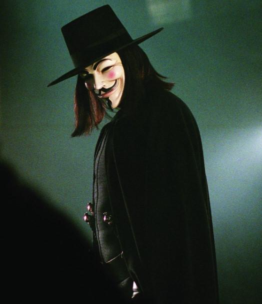 V (V jak Vendetta)
