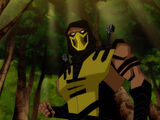 Scorpion (Legendy Mortal Kombat)