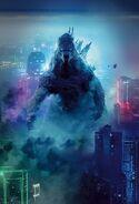 Godzilla 2021Infobox
