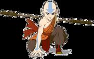 Avatar Aang Render