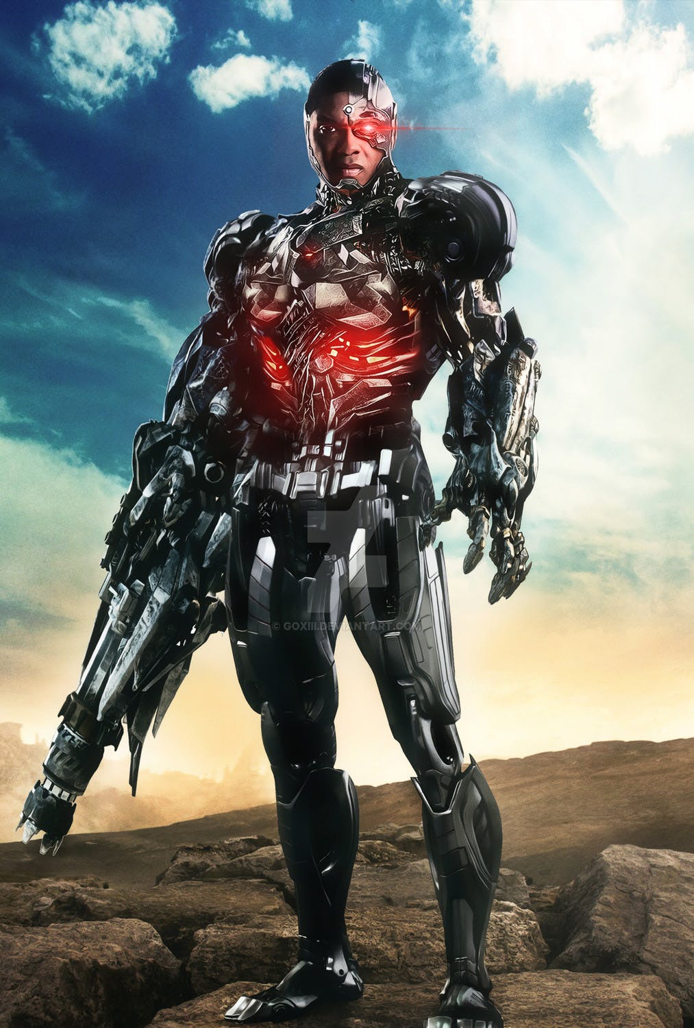 Cyborg (DC Extended Universe)