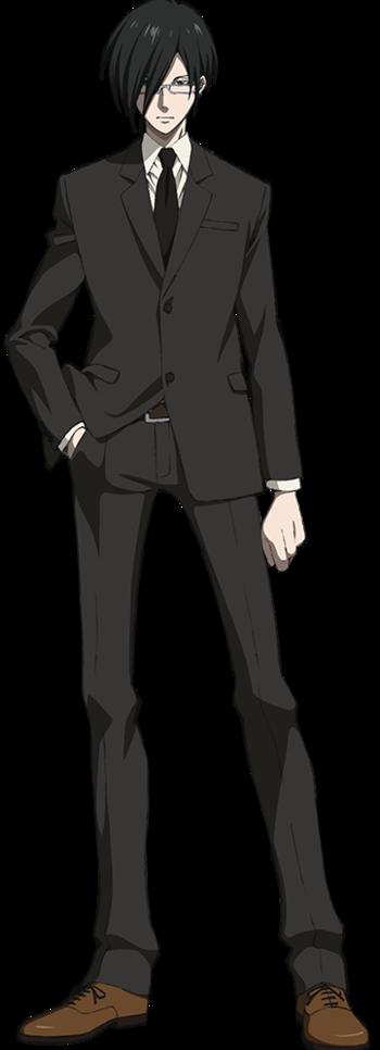 Nobuchika Ginoza