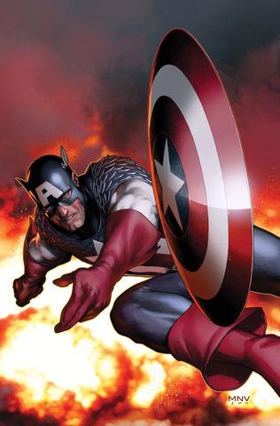 Kapitan Ameryka (Marvel)