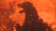 Heisei Godzilla Zaawansowana Wytrzymałość