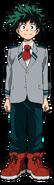 Izuku Midoriya (School Uniform)