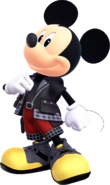 Mickey Mouse KHIII
