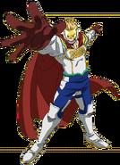 Mirio Togata Hero Costume