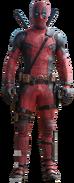 Deadpool transparent background by camo flauge d96i5wp-fullview