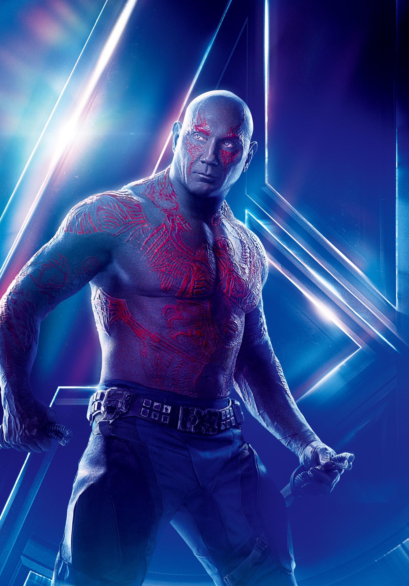 Drax Niszczyciel (Marvel Cinematic Universe)
