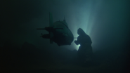 Heisei Godzilla Ziemnowodność