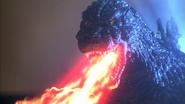 Heisei Godzilla Spiralny Oddech Atomowy