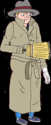 Vincent Adultman | BoJack Horseman Wiki | Fandom