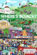 Season 4 Where's BoJack?
