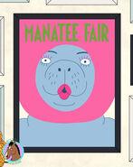 Manatee Fair poster 3