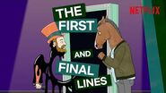 The First and Last Lines Spoken By BoJack Horseman Characters