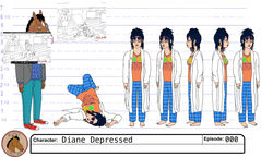 RESERVED listing for Diane :