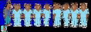 Tina model sheet