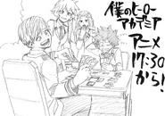 Episode 21 Sketch