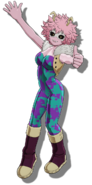 Mina Ashido One's Justice 2 Design