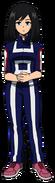 Yui Kodai PE Uniform