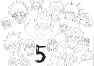 Season 5 Teaser Sketch