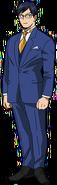 Tenya Ida Formal Outfit (Anime)
