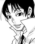 Gaku Yashiro manga 2