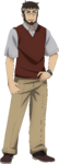 Makoto Sawada (Alternate Outfit)