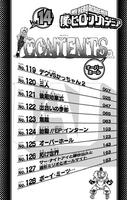 Tabla de contenido Vol14