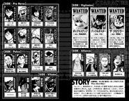 Volume 13 (Vigilantes) Character Page